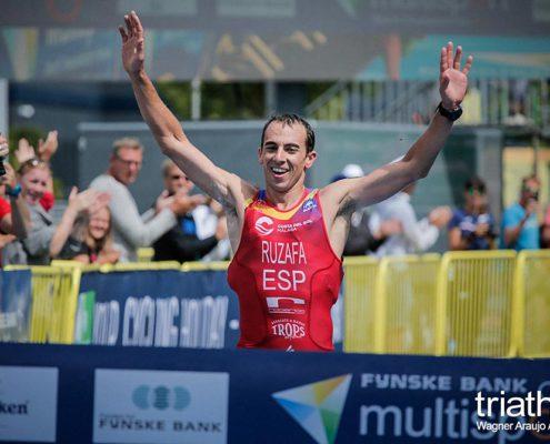 Rubén Ruzafa - ITU Worlds 2018